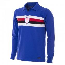 Camisa retrô Sampdoria de Genoa 1946-47 - ITA
