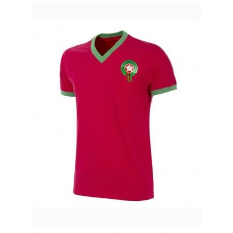 Camisa retrô dos Camarões 1980