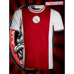 Camisa retrô Ajax de Amsterdam de 1970