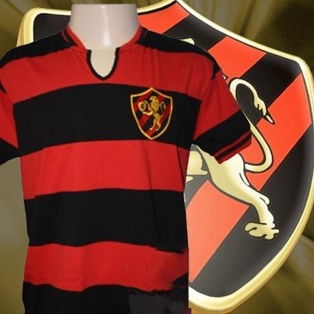 Camisa retrô Sport Club Recife - 1987 le Coq