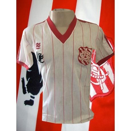 Camisa retrô Bangu Listrada- 1980