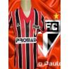 Camisa retrô São Paulo le coq tricolor Promad - 1983