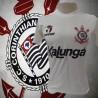 Camisa retrô Corinthians topper branca kalunga 1985-88 .