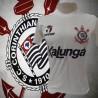 Camisa Retrô Baby Look Corinthians - cordinha