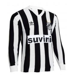 Camisa retrô Santos listrada - Suvinil