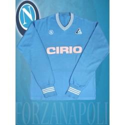 Camisa Retrô Napoli Mars branca 1988- 89 - ITA