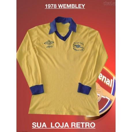 Camisa Retrô Arsenal 1970 - ENG