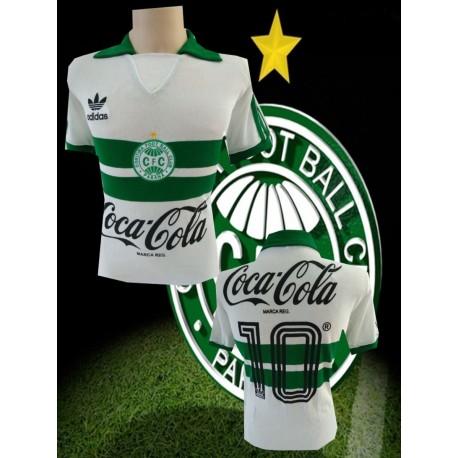 Camisa retrô Coritiba Coritiba Arcal - 1988