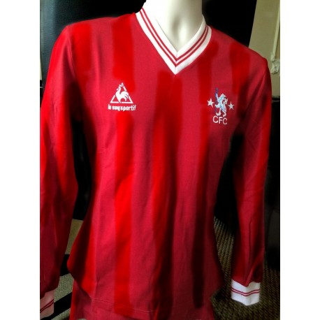 Camisa retrô Chelsea 1970 - ENG