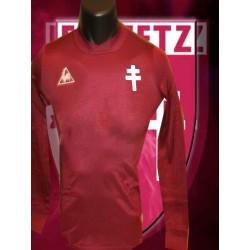 Camisa retrô logo Stade de Reims 1959 - FRA