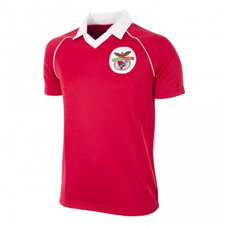 Camisa Retrô Benfica veremelha 1970 - POR