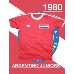 Camisa retrô Argentinos juniors ML -1980