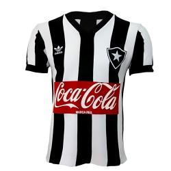 Camisa retrô Botafogo - Coca Vermelha
