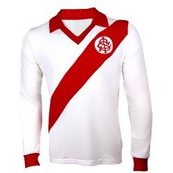 Camisa retrô -1956 Internacional faixa diagonal