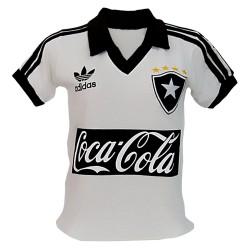 Camisa retrô Botafogo baby look tradicional