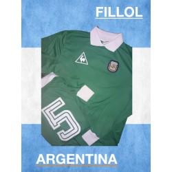 Camisa retrô Chile branca - 1974