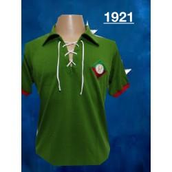 Camisa azul retrô Cruzeiro - 1968 gola em V