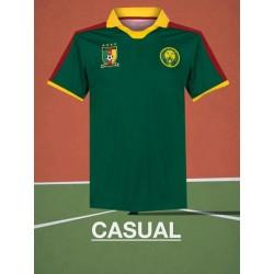 Camisa retrô dos Camarões