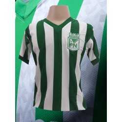 Camisa retrô River Plate Fate O vermelha - ARG