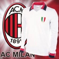 Camisa retrô Milan 1963 ML- ITA