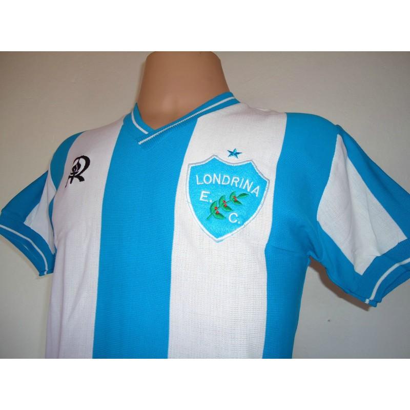 fd321dafe ... Camisa retrô Londrina - 1977 ...