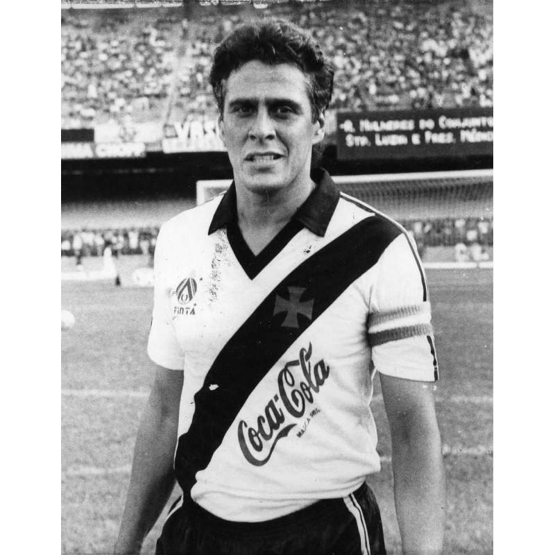 Camisa retrô Vasco da Gama - 1989 Finta branca 62f08c572af7e