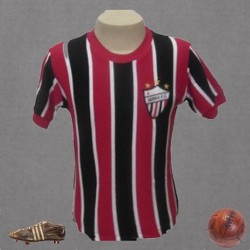Camisa retrô Rio Branco gola redonda