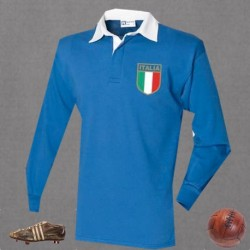 Camisa retrô Italia ML - 1980