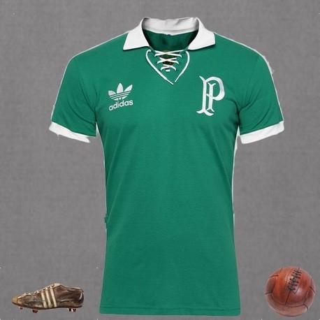 84b5f26d92 Camisa retrô Palmeiras Centenario -1974