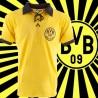 Camisa Retrô Borussia Dortmund tradicional - ALE