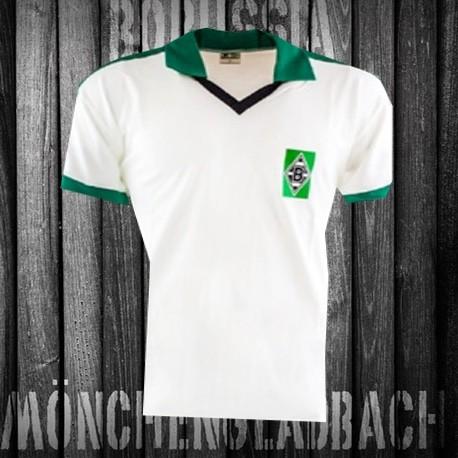 Camisa retrô Borussia Mönchengladbach 1976-77