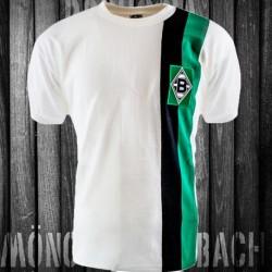 Camisa retrô Borussia Mönchengladbach 1972.