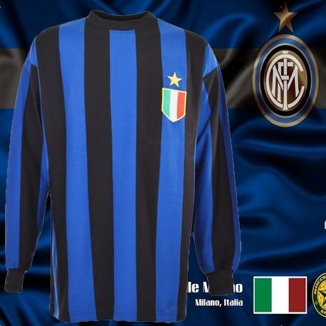 Camisa retrô Inter 1964-1965 ML - ITA