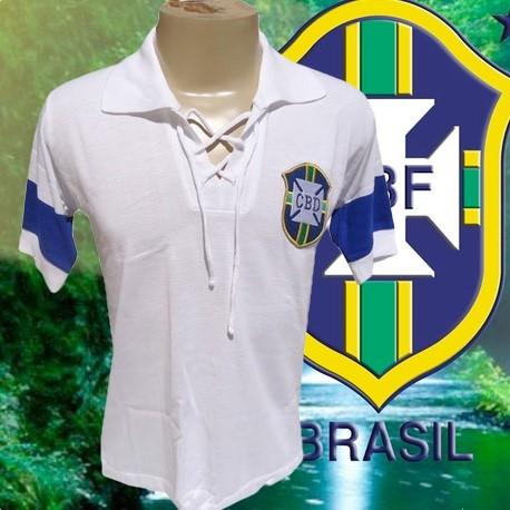 Camisa Retrô Seleção 1914