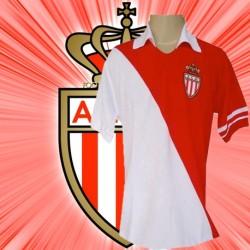 Camisa retrô Monaco - FRA