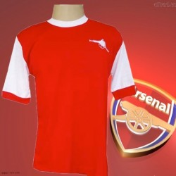 Camisa Retrô Arsenal 1970 - ENG