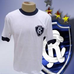 Camisa retrô Remo branca - 1972