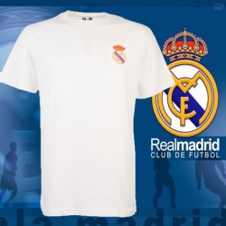 Camisa Retrô Real Madrid - ESP