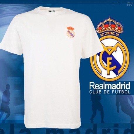 Camisa Retrô Real Madrid - ESP