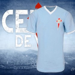 Camisa Retrô Celta Vigo tradicional 1981 - ESP