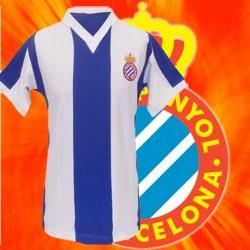Camisa retrô Espanyol 1976-77