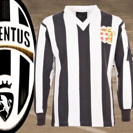 Camisa retrô Juventus ML- 1930