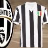 Camisa retrô Juventus gola em V 1960