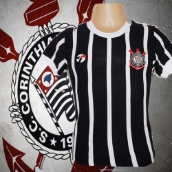 Camisa retrô Corinthians - 1982 Bombril