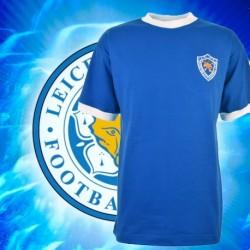 Camisa Retrô Leicester 1970- ENG