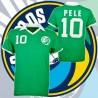 Camisa retrô Cosmos de Nova York verde -Pelé