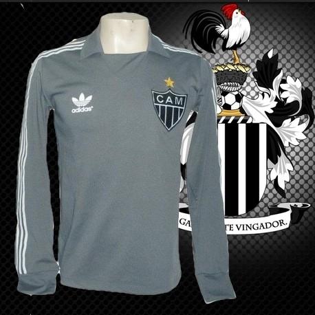 Camisa retrô goleiro Atlético mineiro -1980