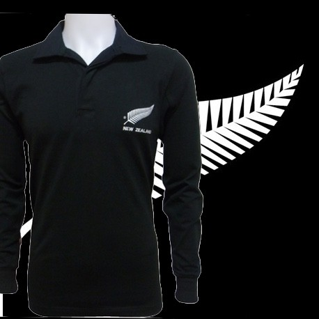 Camisa retrô All black ML tradicional