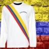 Camisa Retrô da Colombia