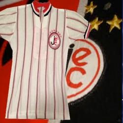 Camisa Retrô Joinville branca 1977